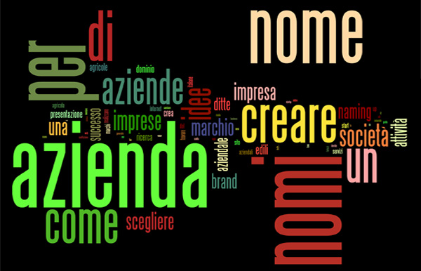 Amato Nome azienda: come scegliere il nome aziendale giusto? YF24