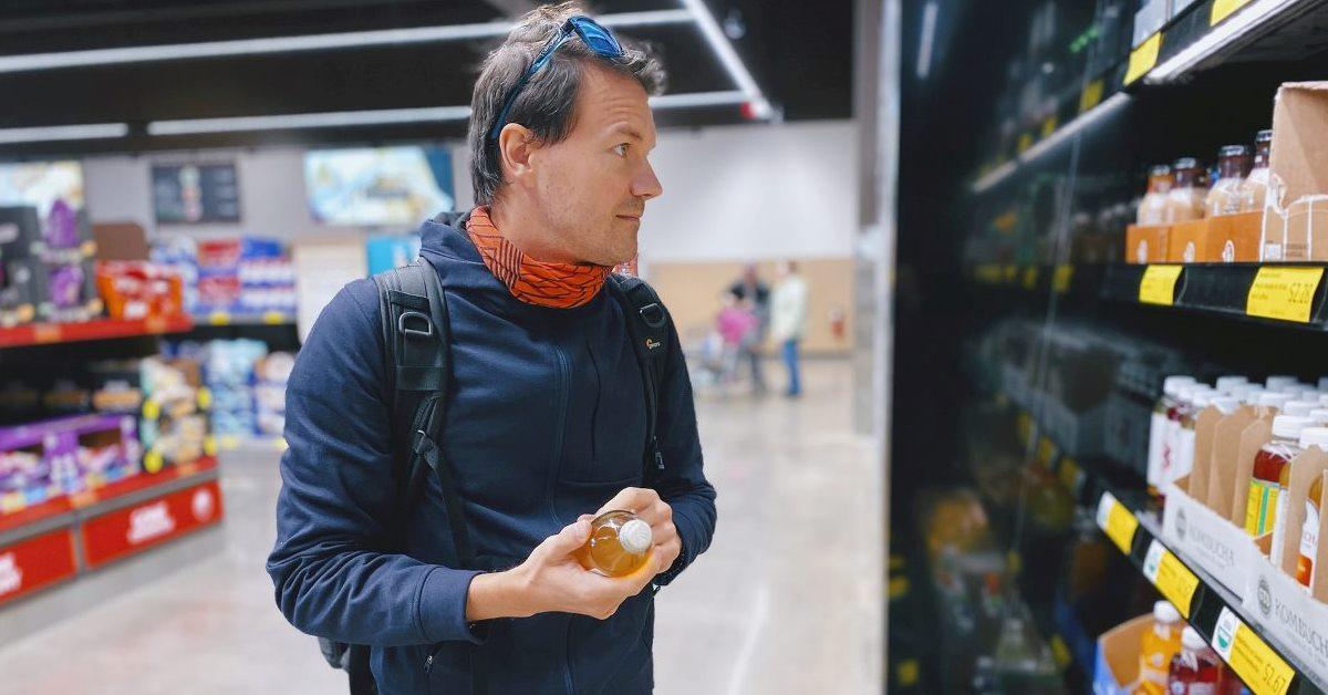 Marketing Comunicazione Neuroscienze - Uomo Al Supermercato