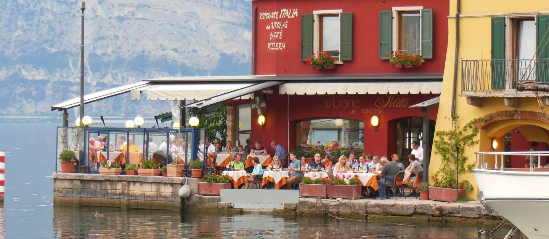 Nome Per Ristorante - Ristorante Sul Lago Di Garda - Italia
